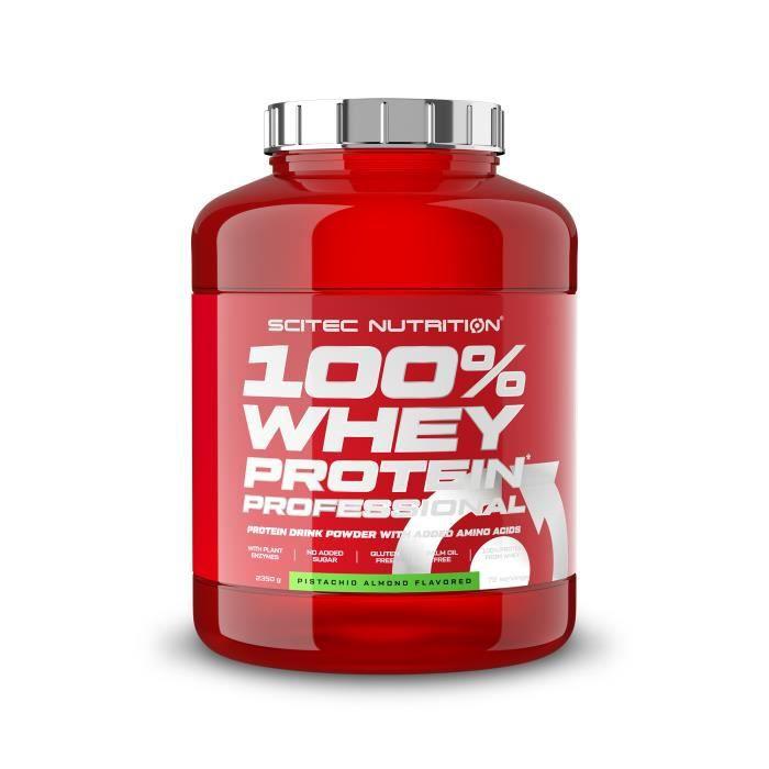 100% Whey Protein Professional 2350 gr Walnut