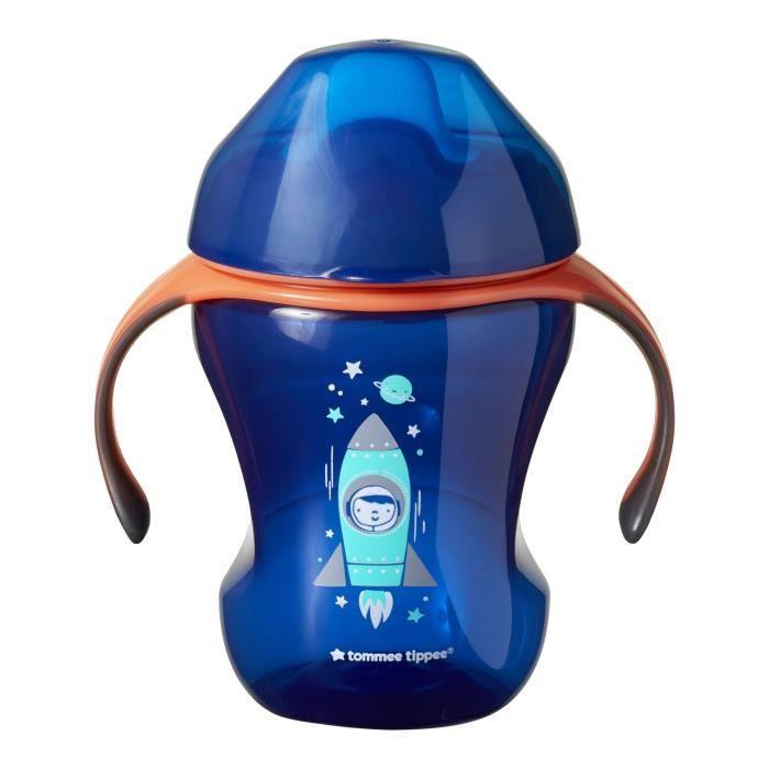 TOMMEE TIPPEE Tasse d'apprentissage - bleu - 7 mois +