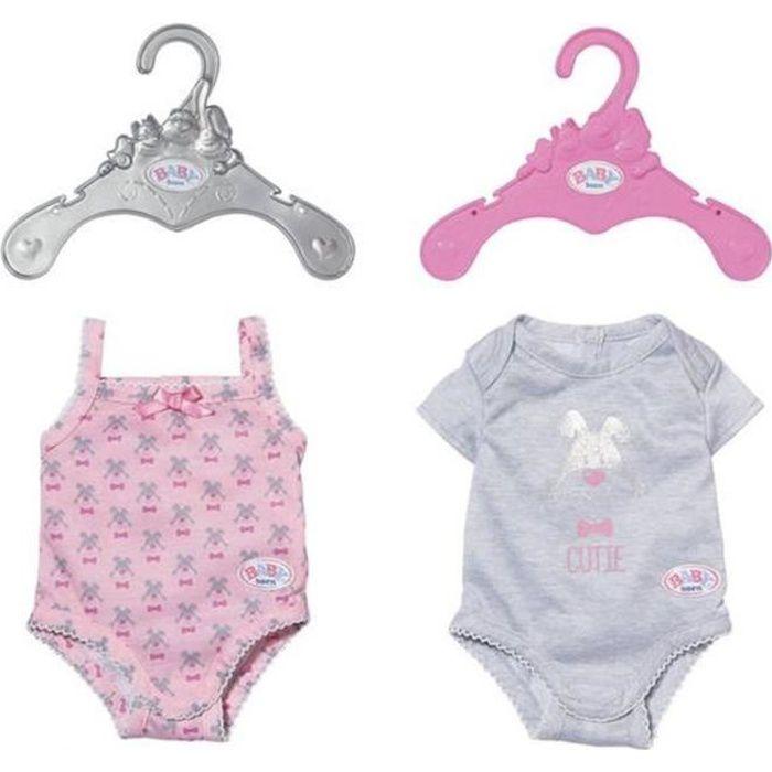 Zapf Creation 827536 BABY Born Body pour bébé de 43cm