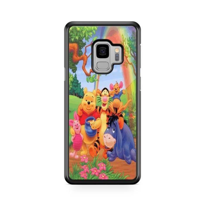Coque Samsung Galaxy S9 PLUS (Grand Ecran) Bourriquet Eeyore ...