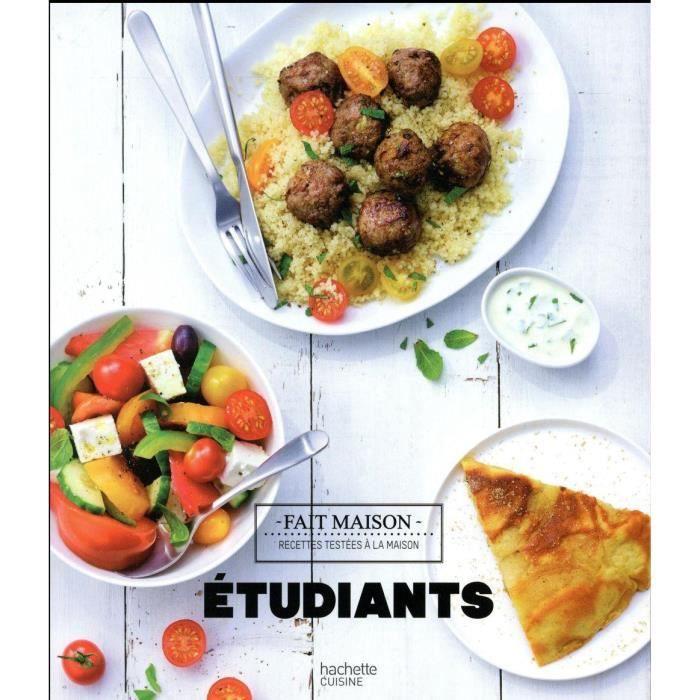 Livre Cuisine Pour Etudiant