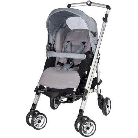 POUSSETTE LOOLA UP FULL STEEL GREY - Achat