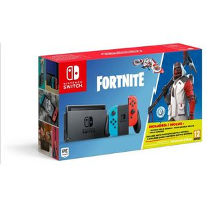 CONSOLE NINTENDO SWITCH Console Nintendo Switch Fortnite Edition