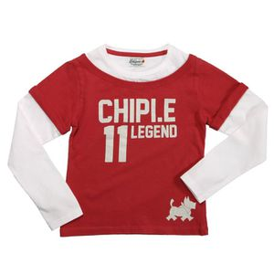 CHIPIE Tshirts Manches Longues Fille