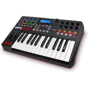 CLAVIER MUSICAL Akai MPK 225 Claviers contrôleurs MIDI USB