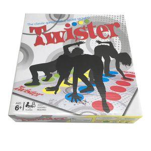 JEU SOCIÉTÉ - PLATEAU Twister Games Jeu Twister Floor Jeu Twister Ultima