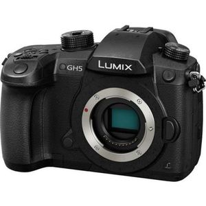 APPAREIL PHOTO COMPACT Panasonic Lumix DMC-GH5 nu appareil photo numeriqu