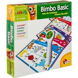 LIVRE INTERACTIF ENFANT Jeu éducatif et interactif '' Bimbo Basic ''