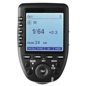 DIFFUSEUR DE FLASH Godox XPro-S Déclencheur 2.4G Sans Fil TTL HSS 1/8