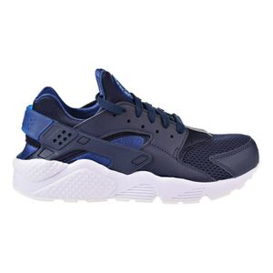 best sneakers 764e0 33ecc Homme Nike Air Huarache Run Ultra SE 875841 401 Gym Course Baskets NAVY  Chaussures