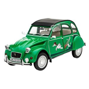 maquette voiture 2cv citroen achat vente jeux et. Black Bedroom Furniture Sets. Home Design Ideas