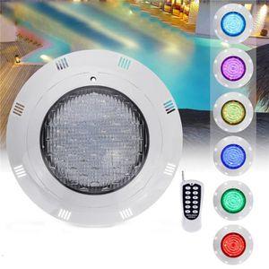 PROJECTEUR - LAMPE 35W 360 RGB Piscine Projecteur LED Lampe Éclairage