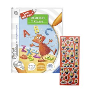 Ravensburger TTiptoi/® Deutsch 2 Livres de Classe Tiptoi.