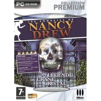 LES ENQUETES DE NANCY DREW : LA LEGENDE DU CRÂNE D
