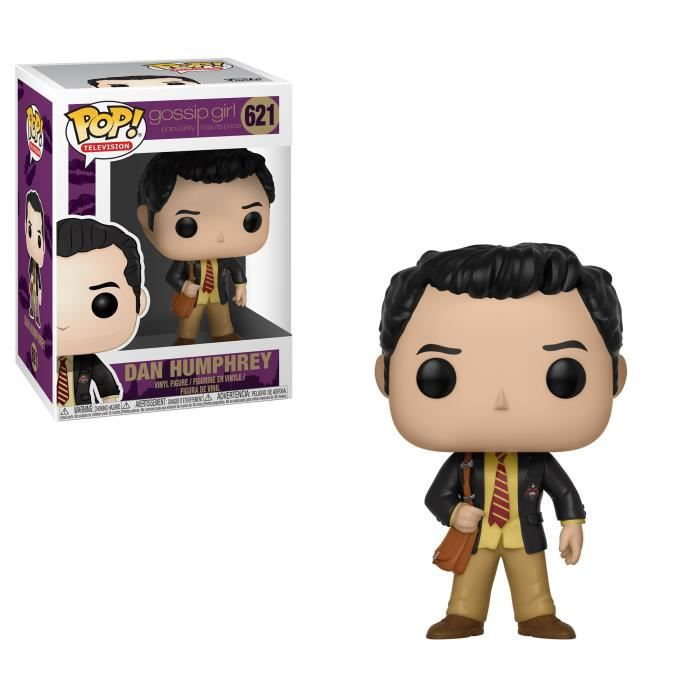 Figurine Funko Pop! Gossip Girl: Dan Humphrey