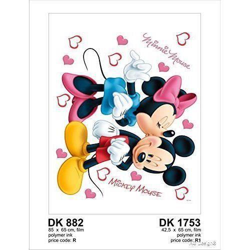 AG Design autkleber autocollant mural disney minnie mouse - DK 1753