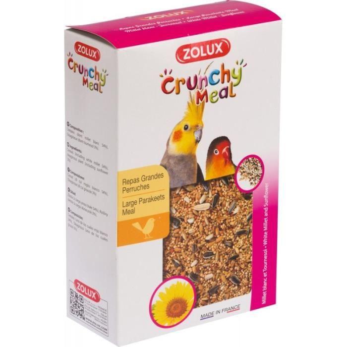 Nourriture en graine pour grandes perruches 800