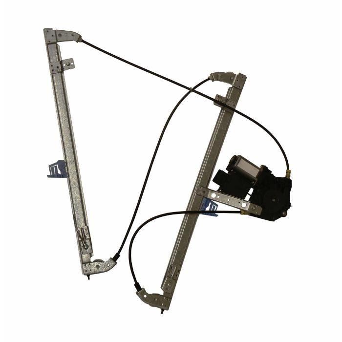 Lève-vitre Electrique - Confort Avec Moteur Avant Gauche, Conducteur Citroen Xsara Picasso 1999 à 2010 5 portes