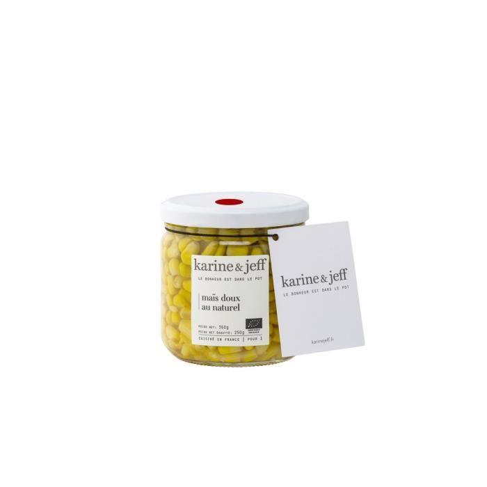 Maïs doux - Karine & Jeff - 360g
