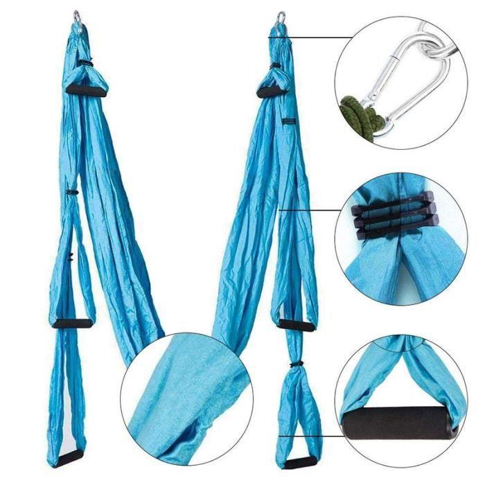 Kits de Yoga Yoga Anti-gravité Hamac-Yoga Hamac Pilates Équipements de Danse Aérienne Yoga Balançoire PAN®