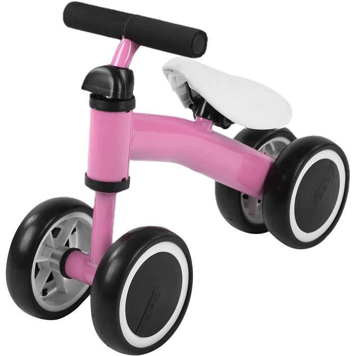 Draisienne pour enfant à partir de 1 à 3 ans avec limitation de direction à 135 ° et design sans pédale - Cadeau pour enfant (r[504]
