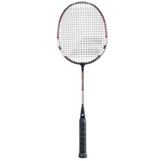 Raquettes de badminton Contrôle Babolat Junior 2 Strung