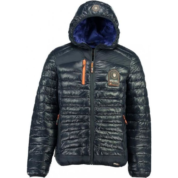 Doudoune Marine Homme Geographical Norway Briout