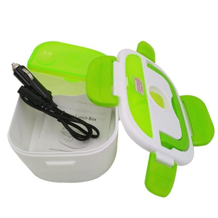 Boîte à lunch électrique chauffante à double isolation multifonctionnelle de 12 V dans la voiture - BOITE A REPAS