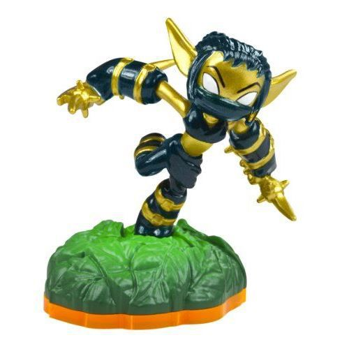 FIGURINE DE JEU Figurine Skylanders Giants Legendary Stealth