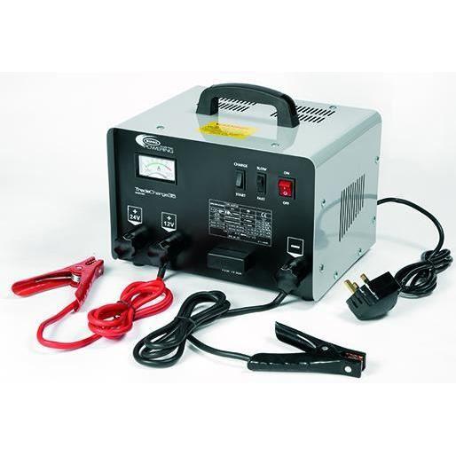 CHARGEUR DE BATTERIE Chargeur/ demarreur de batterie professionnel R…