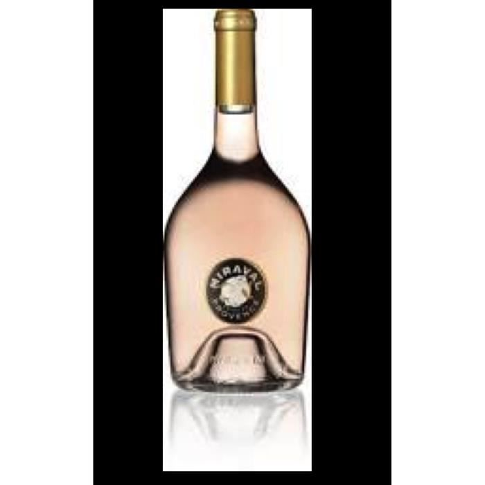 VIN ROUGE Chateau de Miraval rose Simple