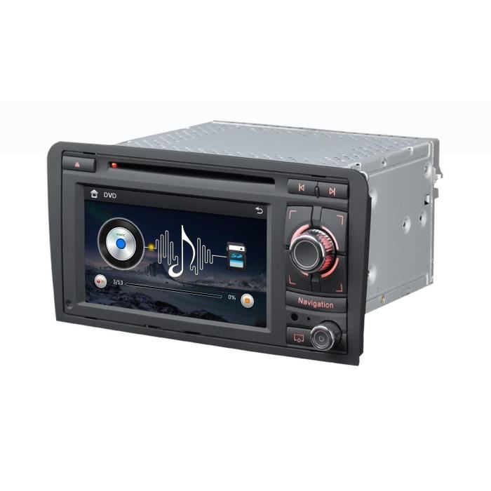 autoradio gps audi a3 achat vente pack gps auto. Black Bedroom Furniture Sets. Home Design Ideas