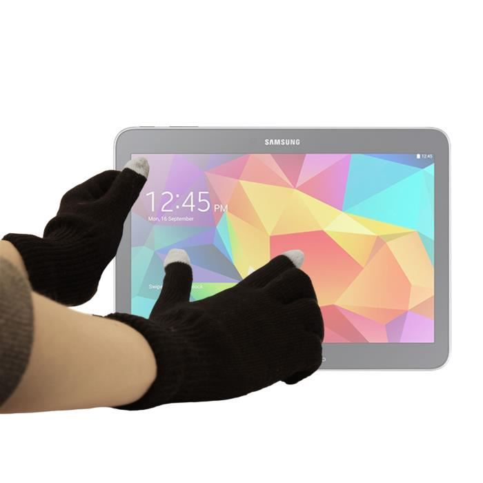 gants tactiles taille m pour samsung galaxy tab 4 prix. Black Bedroom Furniture Sets. Home Design Ideas