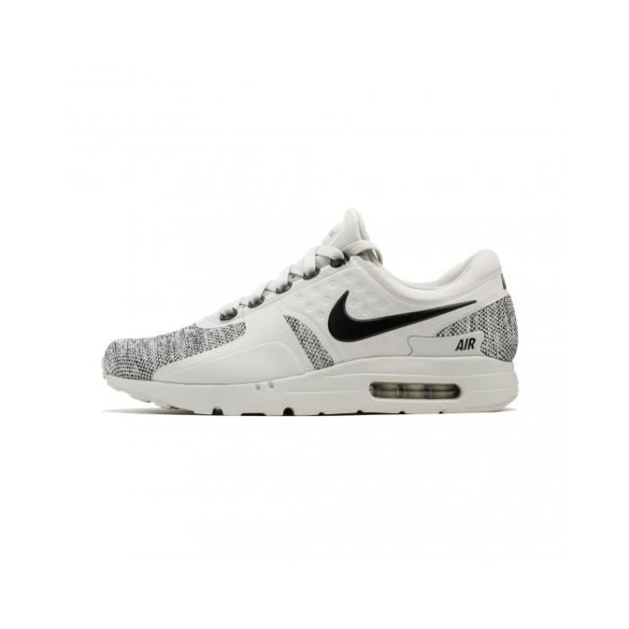 énorme réduction 31b4e d1146 Basket NIKE AIR MAX ZERO SE - Age - ADULTE, Couleur - GRIS ...