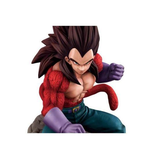 Figurine Dragon Ball Gt Vegeta Super Saiyan 4 Dokkan Battle 16cm Achat Vente Figurine Personnage Cdiscount