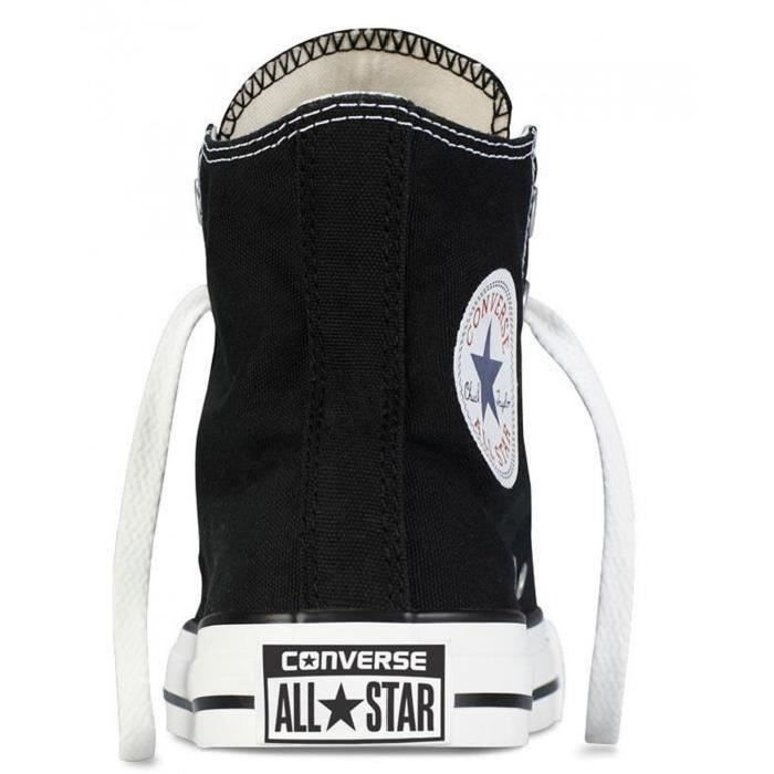 CONVERSE Baskets Montantes All Star Chaussures Converse Sneaker Col Roulé Mixte Adulte