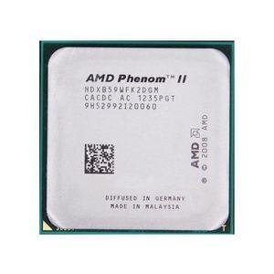 PROCESSEUR AMD Phenom II X2 B59 3.4GHz dual-core Processor So