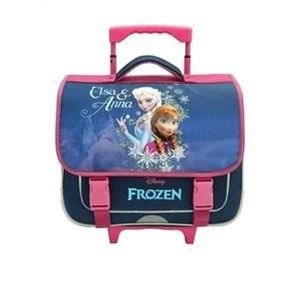CARTABLE Cartable trolley frozen - La reine des neiges