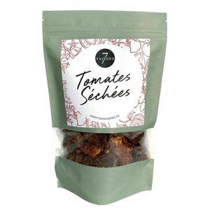 LÉGUMES SECS Tomates Séchées - Sac de Kraft de 50 gr - Maison d