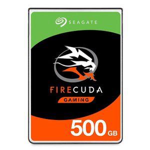 DISQUE DUR INTERNE Seagate 500 GB FireCuda Gaming SSHD Disque dur int