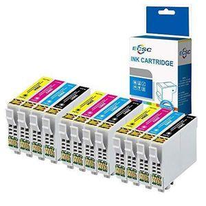 CARTOUCHE IMPRIMANTE ECSC Compatible Encre Cartouche Remplacement Pour