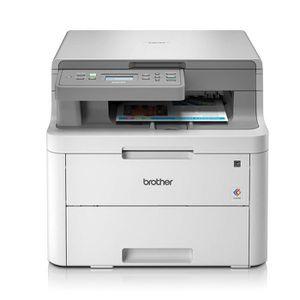 IMPRIMANTE Brother DCP-L3510CDW Imprimante multifonctions 3 e