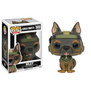 FIGURINE - PERSONNAGE Figurine Funko Pop! Call of Duty : Riley
