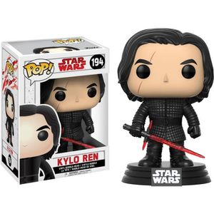 FIGURINE - PERSONNAGE Figurine Funko Pop! Star Wars Ep.8 The Last Jedi :