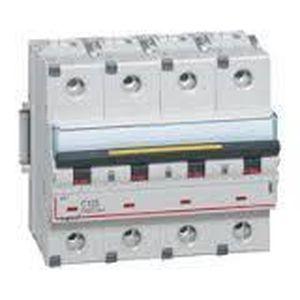 1pôle 50A basse tension 230//400V disjoncteur mini tétrapolaire DZ47-63 C50