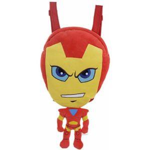 PELUCHE Posh Paws Super Héros  Iron Man Sac à Dos En Peluc