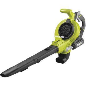 ASPIRATEUR - SOUFFLEUR RYOBI Souffleur Aspiro broyeur - Sans batterie - R