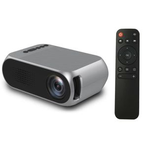 Vidéoprojecteur Maison Projecteur LED Mini Portable Miniature 1080