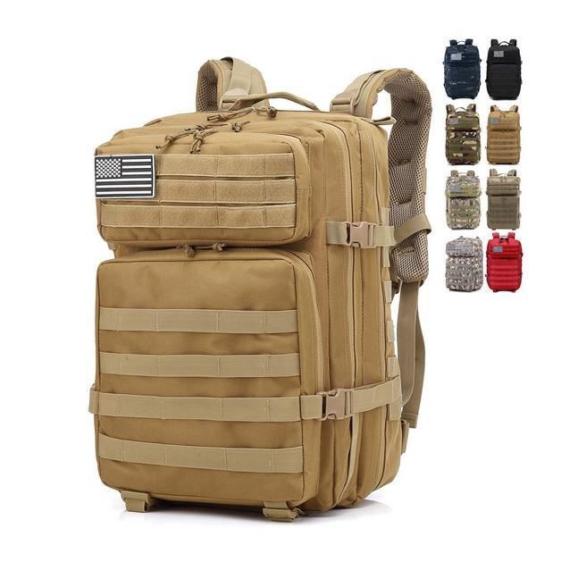 Sac a Dos Militaire Armee Tactique Molle Assault Pack / 40L