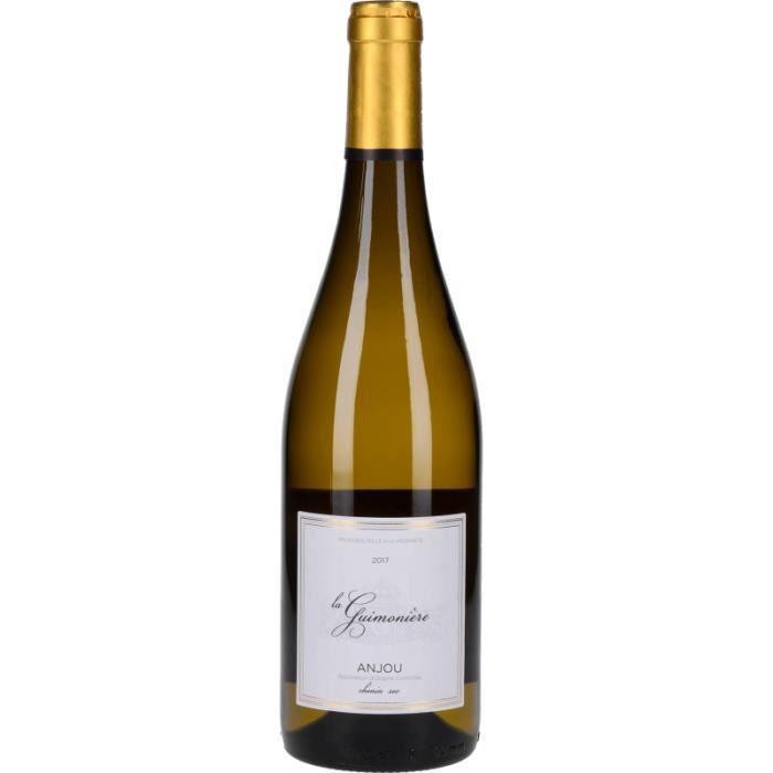 Vin Blanc - Anjou La Guimonière 2017 - Bouteille 75cl
